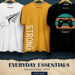This Rakshabandhan Give Your Brother A Cool T-Shirt by Feranoid